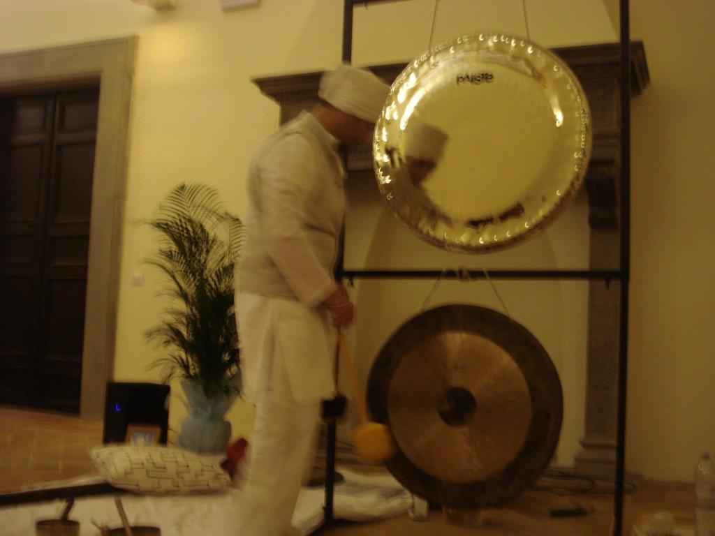 Yoga  Assisi 2012