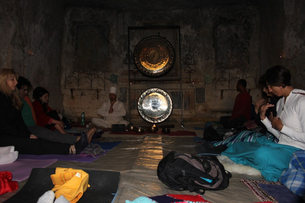 GTM Gong Itinerary Cristo la selva  Matera 023