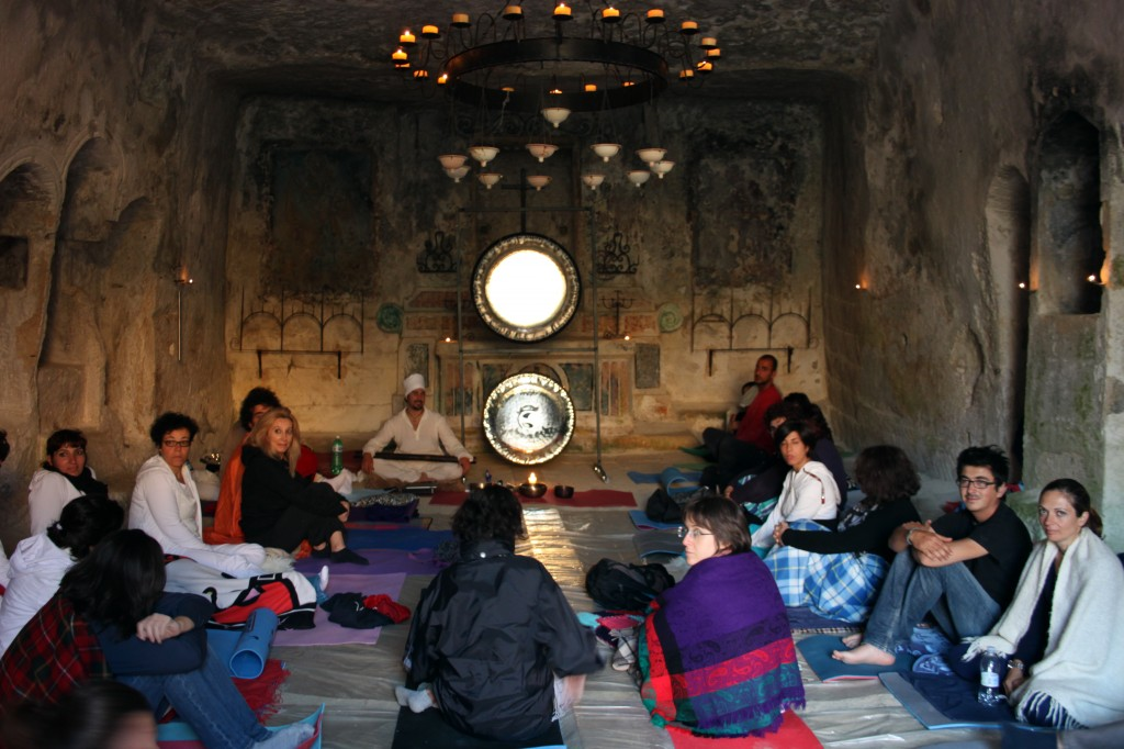 GTM Gong Itinerary Cristo la selva  Matera 025